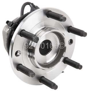 Chevy Trailblazer Envoy Rainier Bravada New Front Wheel Bearing Hub Assembly