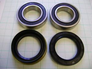 1993 1994 1995 1996 1997 Yamaha YFM400 Kodiak 4x4 Front Wheel Bearing Seal KIT15