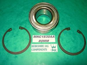 Jaguar XJ8 XJR Front Wheel Bearing 80mm MNC1830AA Made by Koyo Top Quality