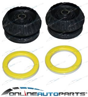 Strut Mount Bearing Kit Commodore 93 06 Sedan Wagon Ute Top Rubber Bush Holden