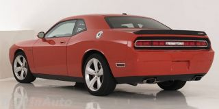 T Rex 12416 T1 Tail Light Trim Dodge Challenger