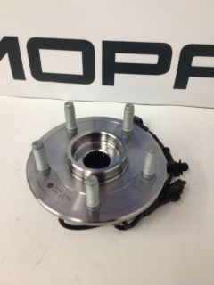 New Mopar Dodge Magnum Charger Challenger Chrysler 300 Front Wheel Bearing Hub