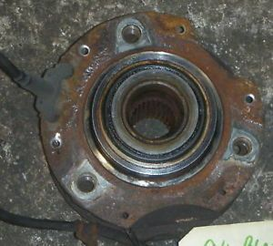 1990 1994 Chevy S10 Blazer Front Wheel Bearing Hub 4x4