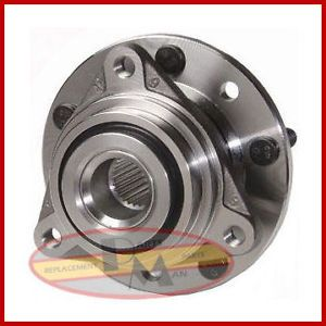 New Front Wheel Bearing Hub Assembly Fits Cadillac GMC Buick Olds Chevy
