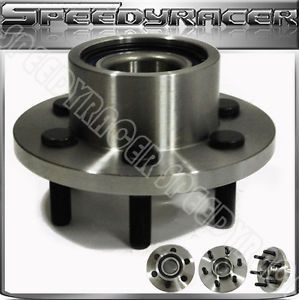 1997 04 Dodge Dakota 2WD Front Wheel Bearing Hub Assembly for Models with Rear