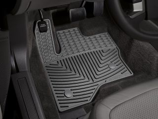 Weathertech® All Weather Floor Mats Ford Flex 2011 2014 Black