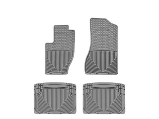 Weathertech® All Weather Floor Mats Jeep Grand Cherokee 2005 2010 Grey