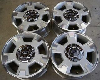 "New 2004 14 Ford F150 17"" Factory Wheels Rims 2003 14 Expedition Navigator"