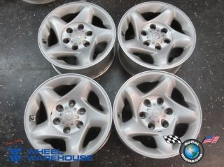 "Four 00 04 Toyota Tacoma Tundra Factory 16"" Wheels Rims 4Runner Sequoia 69395"