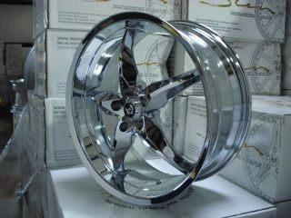 20 BMW 540i 525i 750i 750LI 760i 650i 550i 545i 528i 745i x5 Chrome Wheels Rims