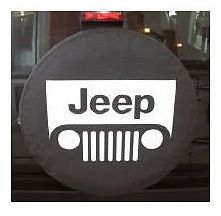 02 03 04 05 06 07 Jeep Liberty Tire Cover Jeep Logo
