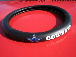 Dallas Cowboys NFL Steering Wheel Cover