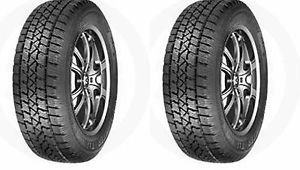2 Two P225 75R15 225 75R15 Arctic Claw TXI Tubeless Radial Winter Snow Tires