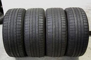 4 Continental Contiwintercontact TS810 235 50 17 Winter Snow Tires