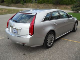 2012 Cadillac cts Performance Wagon 4 Door 3 6L