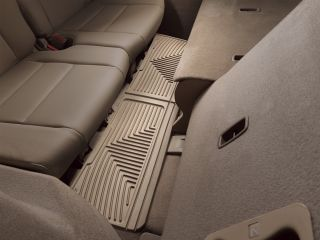 Weathertech® All Weather Floor Mats 2007 2013 Acura MDX Tan