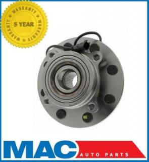 Front Wheel Hub Bearing Assembly 2006 2008 Dodge RAM 2500 3500 1500 Mega Cab