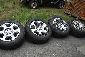 Ford F150 20 inch Wheels Pirelli Tires Perfect