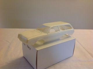 "AMT 1978 Ford Pinto Wagon ""Project"" Model Car Parts"