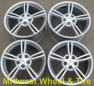 Original Chevy Corvette Wheels Rims Factory Stock