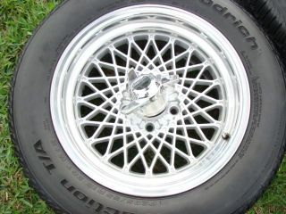 "16"" Pontiac Firebird Chevrolet Camaro Corvette Wheels and Tires"