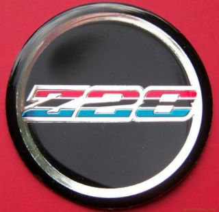 Z28 Chevy Camaro Wheels Rims Emblems Decals Steering Interior Door Panels Etc
