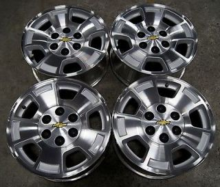 "Chevy Silverado Suburban Tahoe Avalanche Express 17"" Factory Wheels Rims 58"