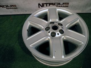19x8 Land/Range Rover Wheel
