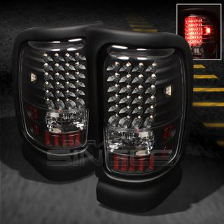 94 01 Dodge RAM LED Taillights