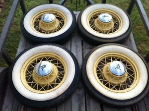 1934 Ford Wheels and Tires