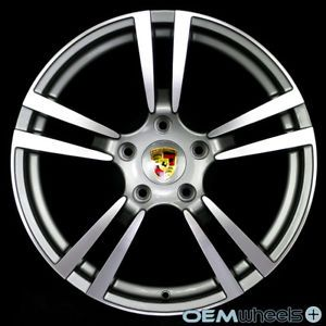 19 Turbo II Style Wheels Fit Porsche 911 Carrera 993 996 997 991 s C4 4 4S Targa