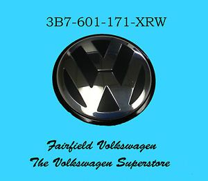 Genuine VW Volkswagen Wheels Tire Wheel Cover Center Hub Cap Diameter 2 5""