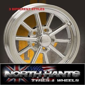 Rocket Racing Wheels Launcher Hot Rod Custom Car Wheels Classic Muscle Alloys