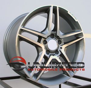 "19"" AMG Wheels Rims Fit Mercedes S320 S350 S500 S600"