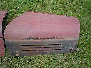 1939 1947 Plymouth Pickup Truck Hood