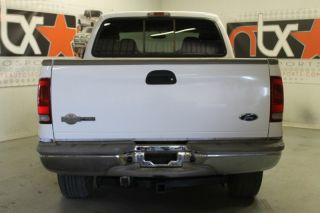 2005 Ford Super Duty F 250 King Ranch 4x4 Crew Cab