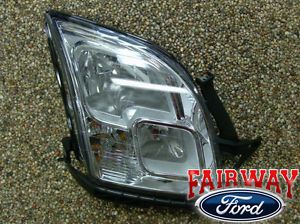 06 07 08 09 Fusion Genuine Ford Parts Right Passenger Head Lamp Light New