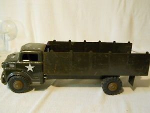Marx Lumar Army Truck with Original Tires
