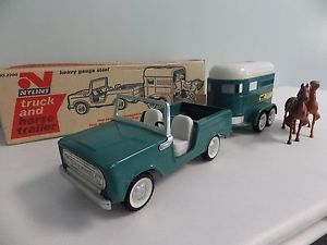 Nylint Horse Trailer Diecast & Toy Vehicles