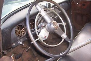 1951 52 Chevy Coupe Deluxe Steering Wheel Hot Rod Rat Rod Barn Find