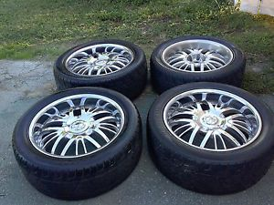 "22"" Rims Tires Wheels Chevy 6x5 5 6x139 Ford 6x135 6 Lug"