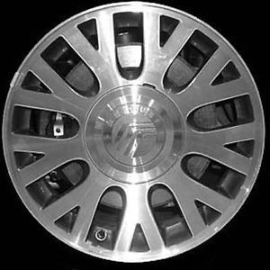 Mercury Grand Marquis Rims