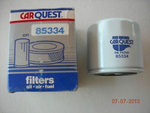 CarQuest 85334 Oil Filter Acura Chevrolet Dodge Ford Honda Hyundai Isuzu Kia