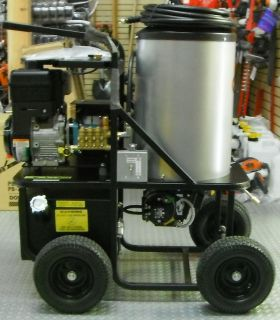 Simpson KB3030 King Brute Pressure Washer 3000 PSI Gas Hot Water