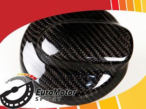 BMW Mini Cooper s R55 Clubman R56 R57 R60 Dry Carbon Tank Gas Fuel Cap Cover