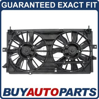 Brand New Premium Quality Condenser Radiator Cooling Fan Assembly for Chevy