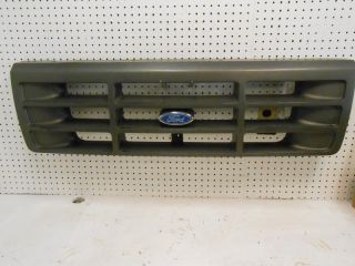 Grille Assembly Ford Bronco F150 F250 F350 F450 92 93 94 95 96 97 Painted