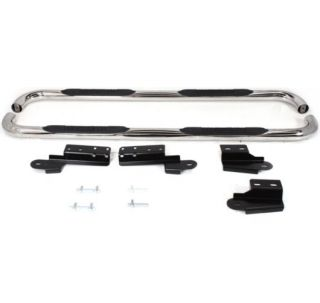 Set of 2 Nerf Bars New Truck Polished Ford F 150 F150 2008 2007 2006 Pair