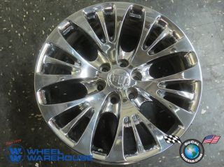 "One 07 13 Escalade Factory 22"" Chrome Wheel Rim 4617 CK366 88966246"