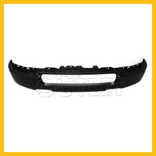 2004 2005 Ford F150 Front Bumper FO1002389 Primered Steel Face Bar Replacement